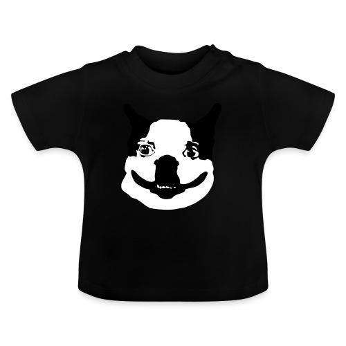 Lennu - Mustavalkoinen - Vauvan t-paita