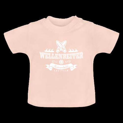 Geweihbaer Wellenreiter - Baby T-Shirt