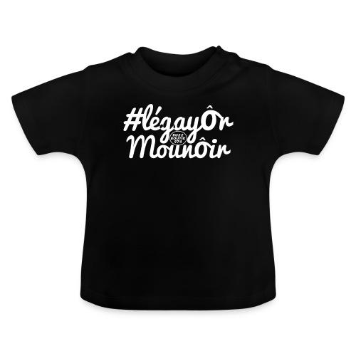 Collection Lé gayOr MounOir - T-shirt Bébé