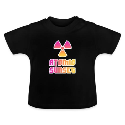 ATOMIC SUNSET - T-shirt Bébé