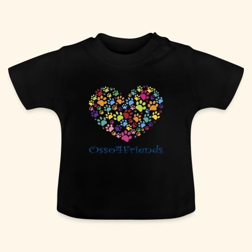 CUOREZAMPE - Maglietta per neonato