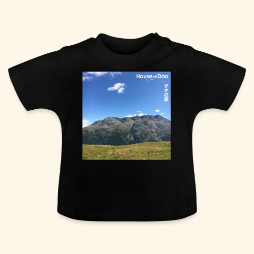 House of Dao - Top of Mountain View - Baby T-Shirt