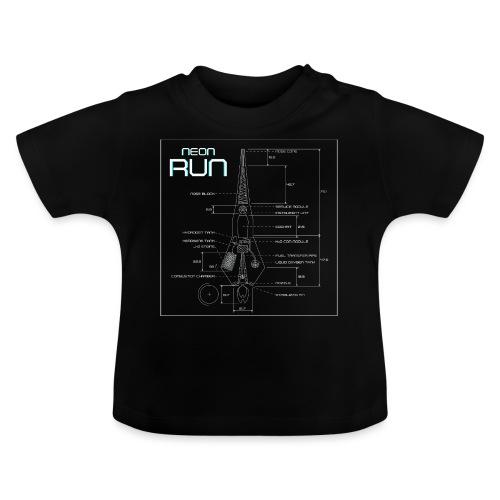 NeonRun - Baby T-shirt