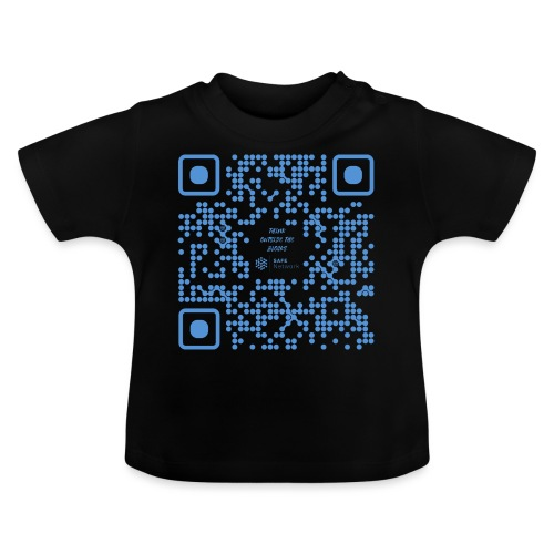 QR The New Internet Shouldn t Be Blockchain Based - Baby T-Shirt