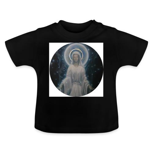 圣母玛利亚 Notre Dame by Jean Libon - T-shirt Bébé