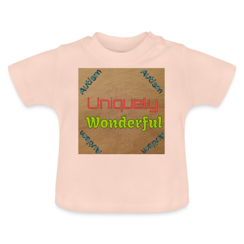 Autism statement - Baby T-Shirt