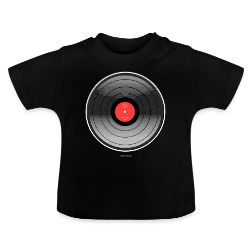 Vinyl Sunrise - Koszulka niemowlęca