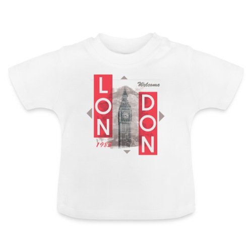 Welcome London - Baby T-Shirt
