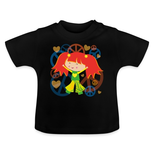 Happy Meitlis - Be Happy - Baby T-Shirt