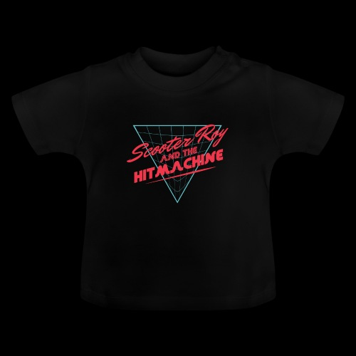 ScooterRoy and the Hitmachine - Baby T-shirt