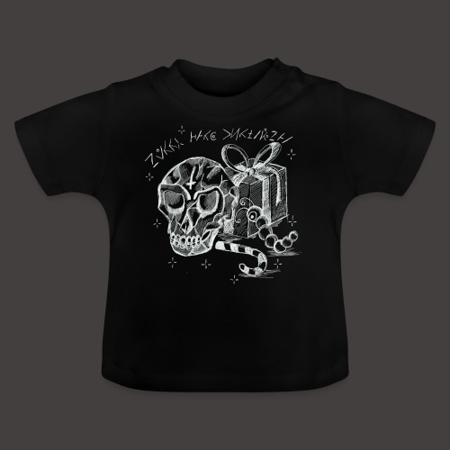 Merry Dark Christmas - T-shirt Bébé
