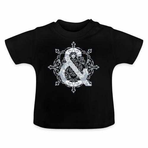 Escudo dark grey & ... - Camiseta bebé