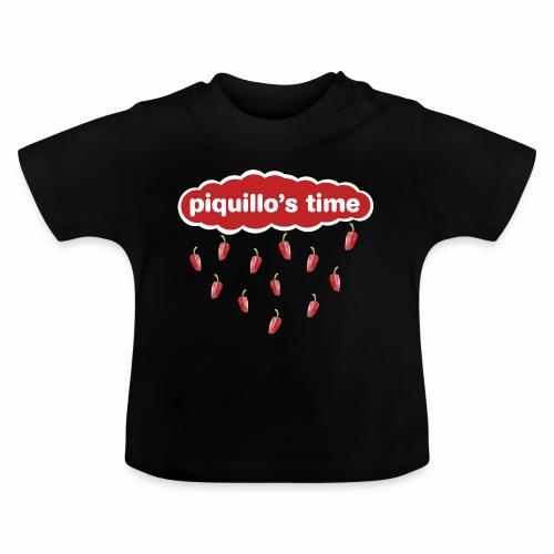 Piquillo's time - Camiseta bebé