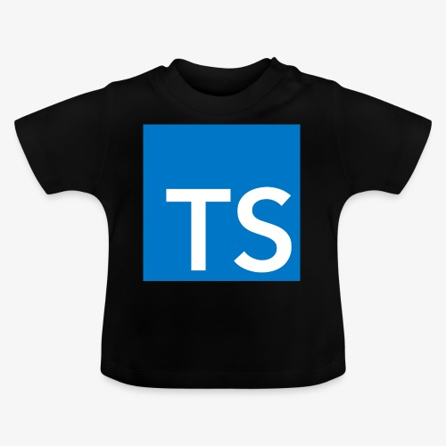 TypeScript Logo - Baby T-Shirt