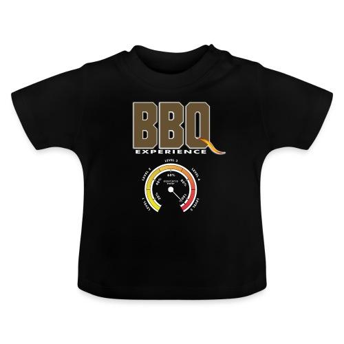 BBQ experiencemeter - Camiseta bebé