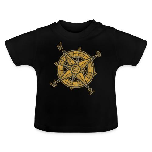 compas dark - Baby T-shirt