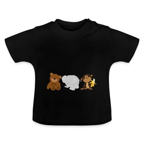 BABYMOON TIERE - Baby T-Shirt