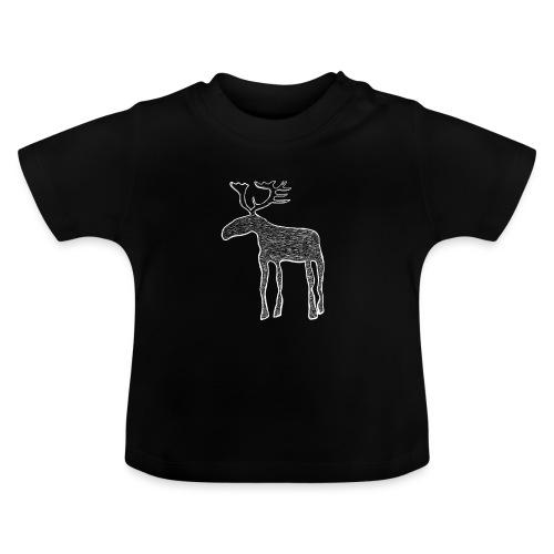 Renne scandinave - T-shirt Bébé