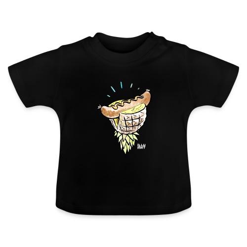 Stef 0005 00 tropical bratwurst - Baby T-Shirt