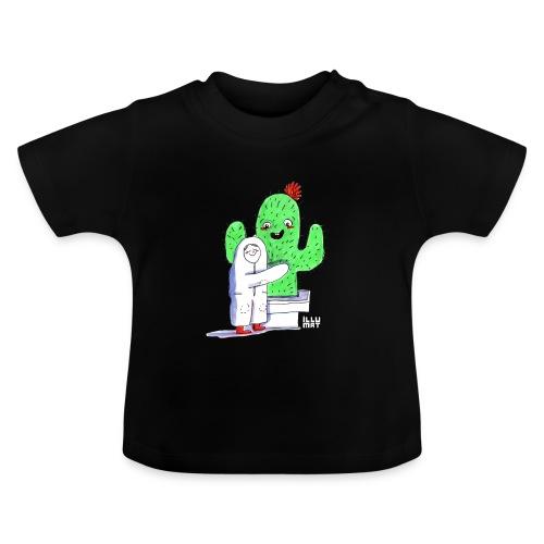 VER 0001 00 Kaktusumarmung - Baby T-Shirt