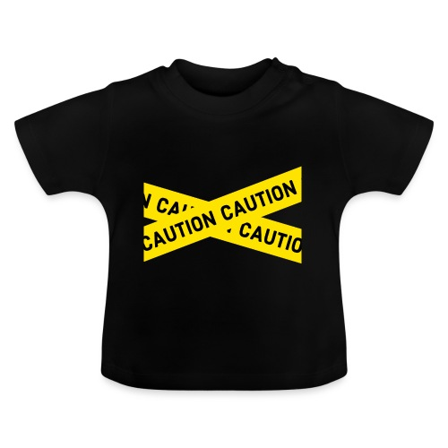 caution - Baby T-Shirt
