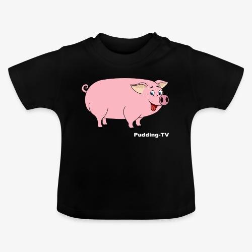 Gris - Baby-T-skjorte