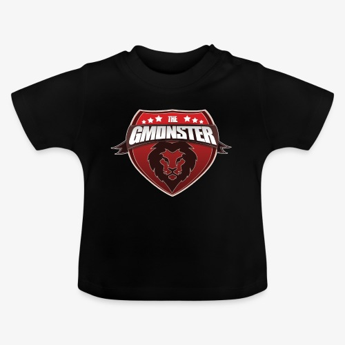TheGMonster Logo Grand - T-shirt Bébé