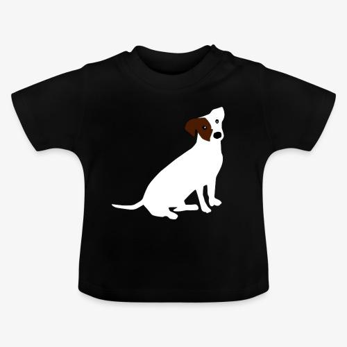 kleiner Hund - Baby T-Shirt