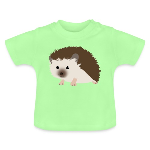 Siili - Vauvan t-paita