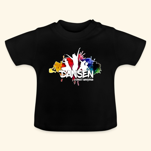Dansen ColorSplash - Baby-T-shirt