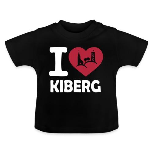I love Kiberg - Baby T-Shirt
