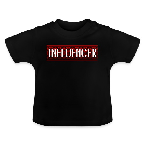 INFLUENCER | ORIENTALISCHES MUSTER | ROT - Baby T-Shirt