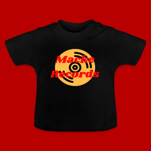 mackerecords merch - Baby-T-shirt