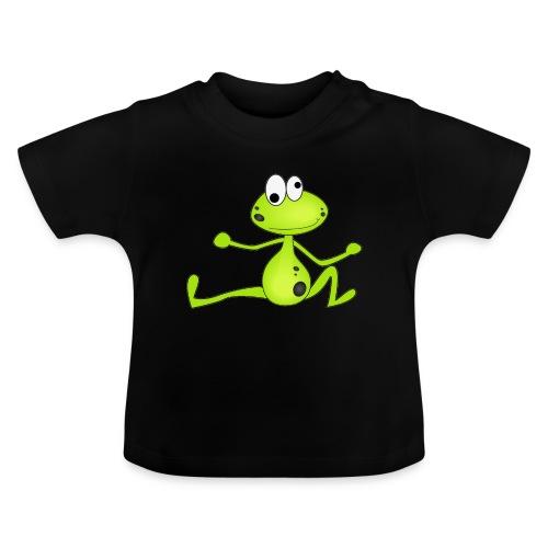 Lustiger Frosch - Baby T-Shirt