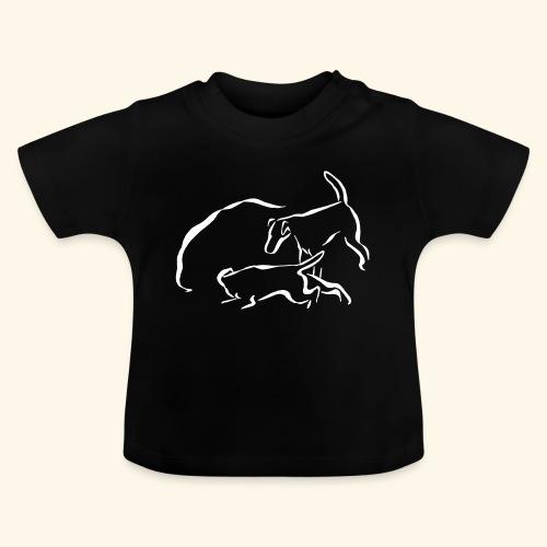 Foxit - valkoinen - Vauvan t-paita