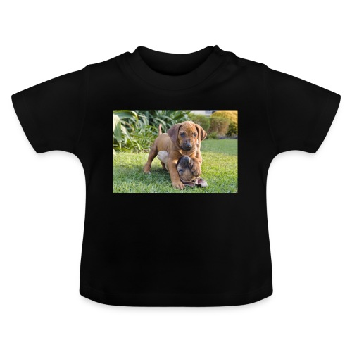 adorable puppies - Baby T-Shirt