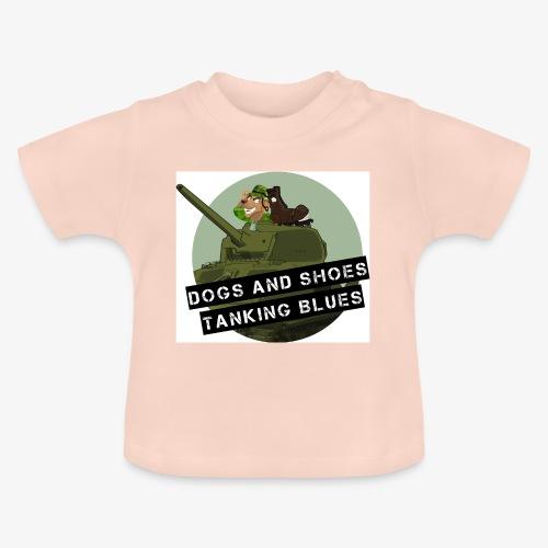 logo dogs nieuw - Baby T-shirt