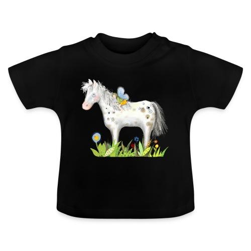 Fee. Das Pferd und die kleine Reiterin. - Baby T-Shirt