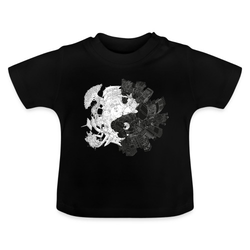 New Yin Old Yang - Baby T-Shirt