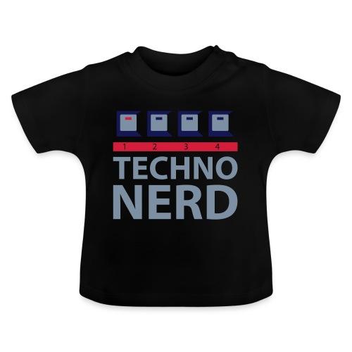 Techno Nerd - Baby T-Shirt