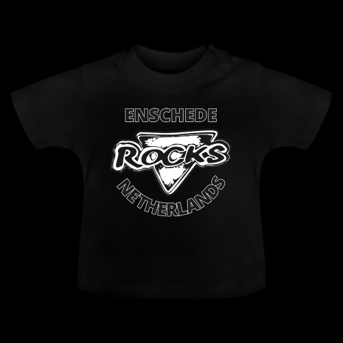Rocks Enschede NL B-WB - Baby T-shirt