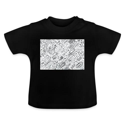 Doodle - Koszulka niemowlęca