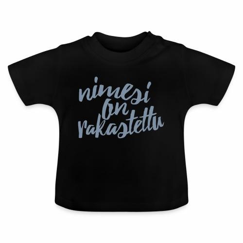Paitaprintti - Vauvan t-paita