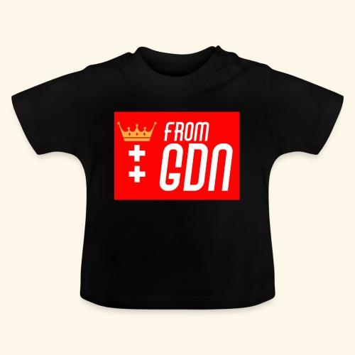 #fromGDN - Koszulka niemowlęca