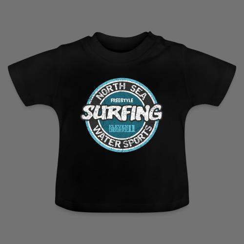 North Sea Surfing (oldstyle) - Koszulka niemowlęca