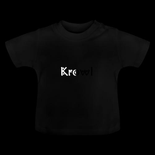 Krowl 1st Yin & Yang Design - T-shirt Bébé