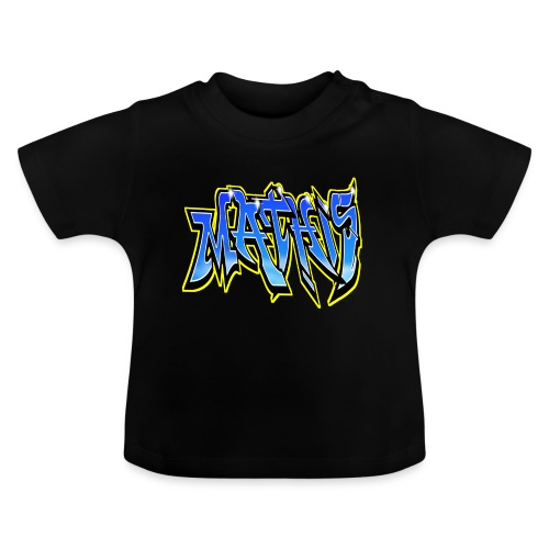 Graffiti Mathis - T-shirt Bébé
