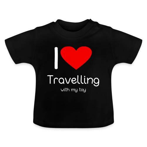 Spielzeug Reisen ToyVoyaging Shirt Geschenk - Baby T-Shirt