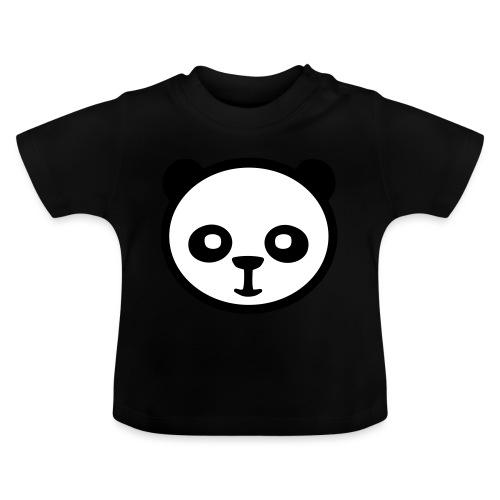 Panda, panda géant, panda géant, ours en bambou - T-shirt Bébé