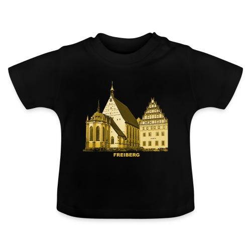 Freiberg Sachsen Dom Silbermann Orgel Erzgebirge - Baby T-Shirt